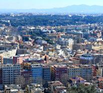 Nella Capitale e nel Lazio